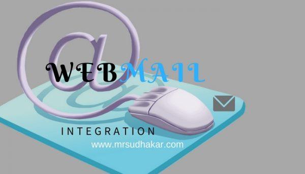 webmail setup